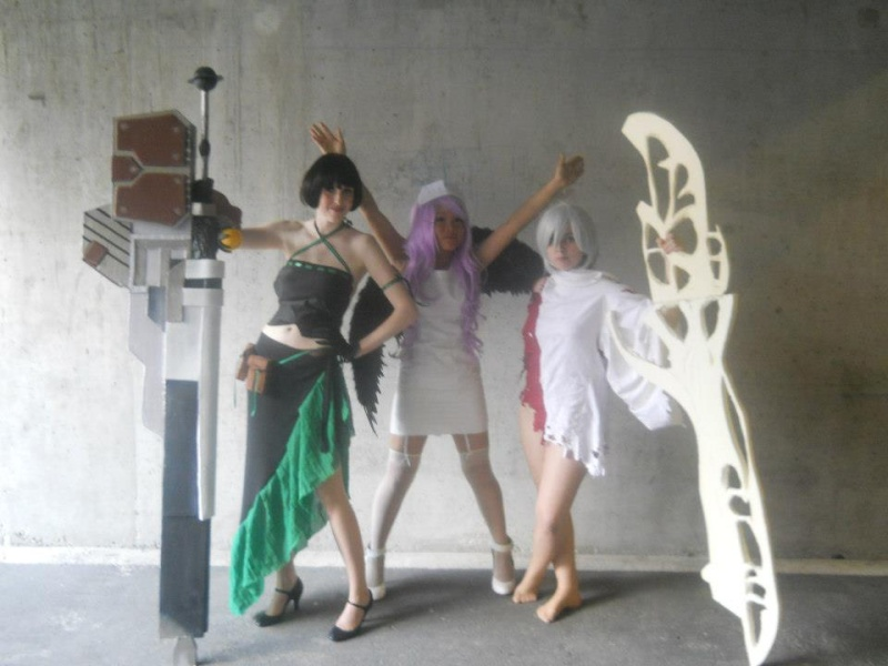 Les cosplays de Yuna 40969210