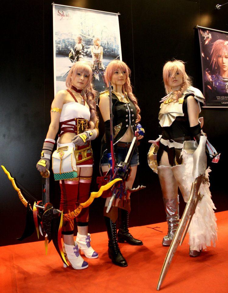 Les cosplays de Yuna 53212610