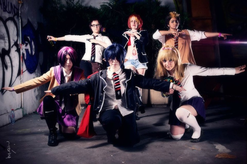 Les cosplays de Yuna 56103410