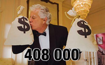 La crise ? Pas pour les millionnaires 2110-m10