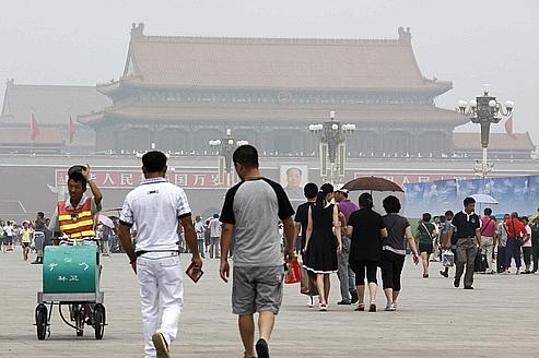 Pékin suffoque, la Toile s'embrase 4388fe10