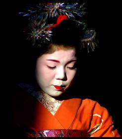 Geisha [Japan] 710