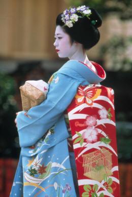Geisha [Japan] 910