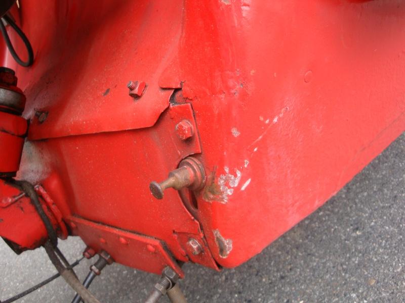 Unser prtischenwagen hatte heute einen Unfall........ :-(  Dsc04614