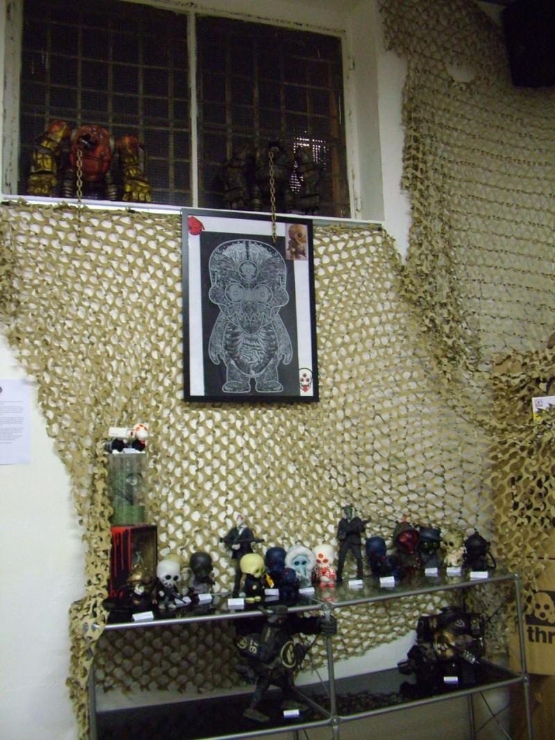 Niskio Toyz Collection Exhibition in Milan 17/18-12-2011 Dscf9310