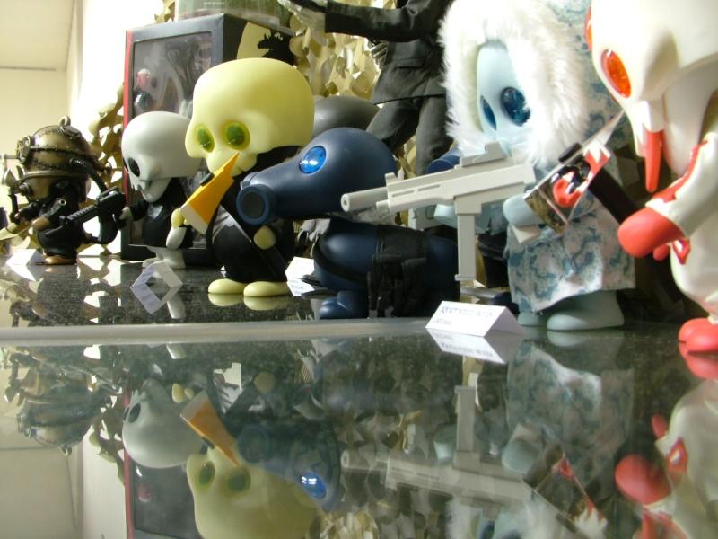 Niskio Toyz Collection Exhibition in Milan 17/18-12-2011 Dscf9311