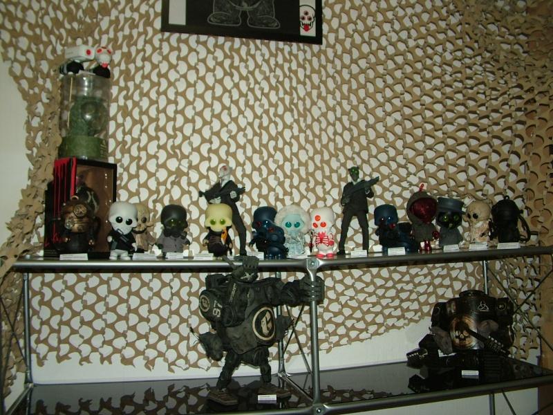 Niskio Toyz Collection Exhibition in Milan 17/18-12-2011 Dscf9312