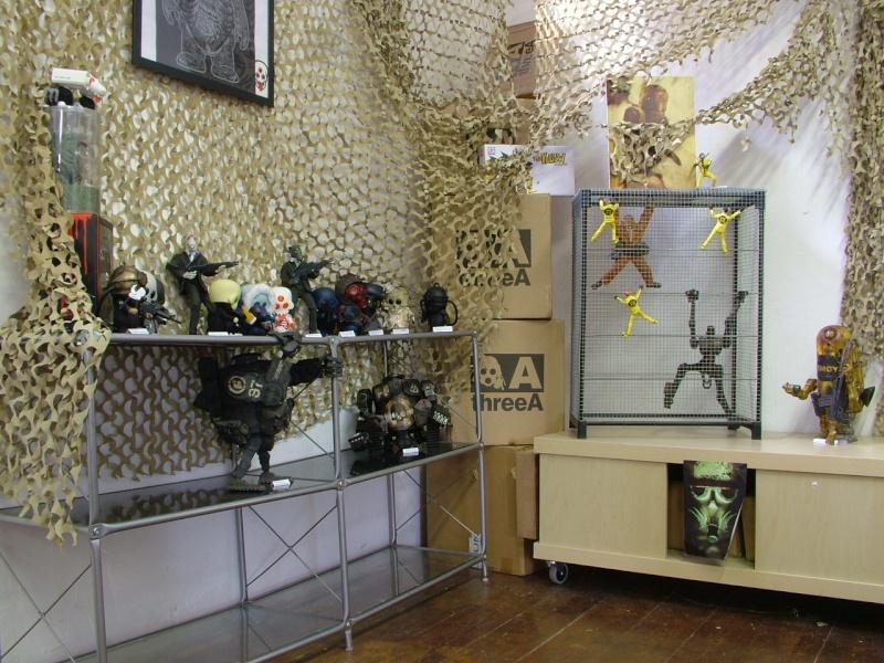 Niskio Toyz Collection Exhibition in Milan 17/18-12-2011 Dscf9410