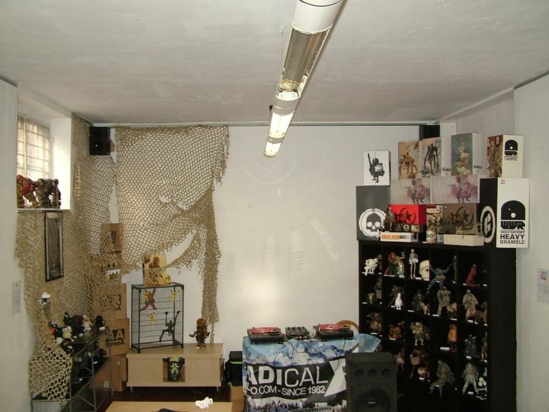 Niskio Toyz Collection Exhibition in Milan 17/18-12-2011 Dscf9411