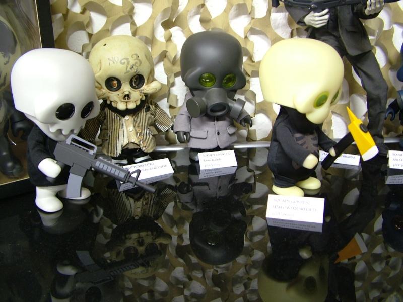 Niskio Toyz Collection Exhibition in Milan 17/18-12-2011 Dscf9510
