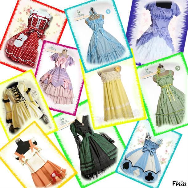 Robes kawaii 05a65110