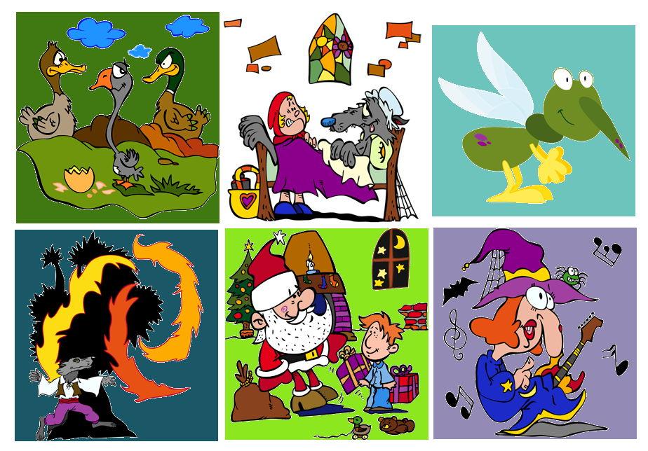 Les contes pour enfants du nouveau Nabaztag Contes10