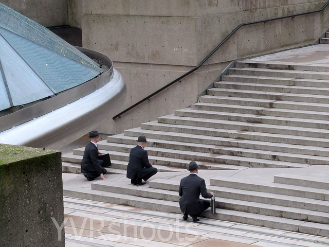 Fotos dos Observadores no Set de Filmagens 67514214