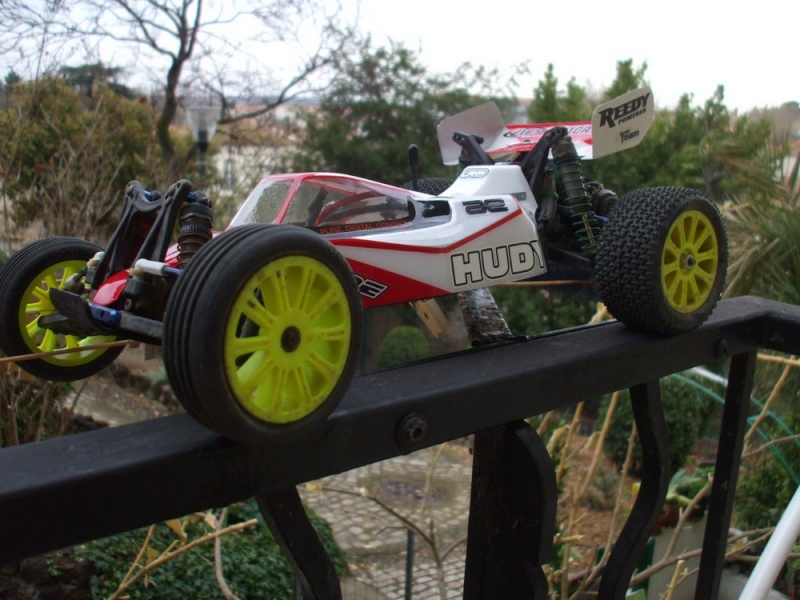 """""""Racing Touch"""" Freestyler F110"""