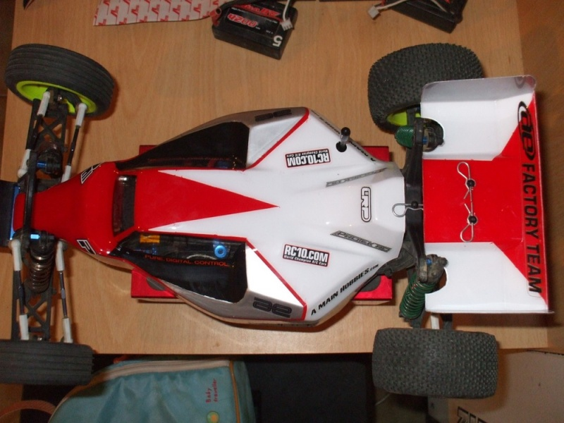"""""""Racing Touch"""" Freestyler F310"""