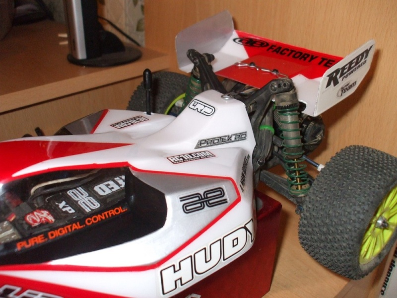"""""""Racing Touch"""" Freestyler F410"""
