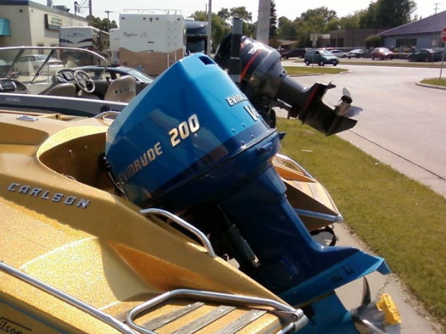 Glastron Carlson Ski Machine 24865210