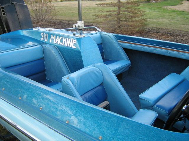 Glastron Carlson Ski Machine Boat_012