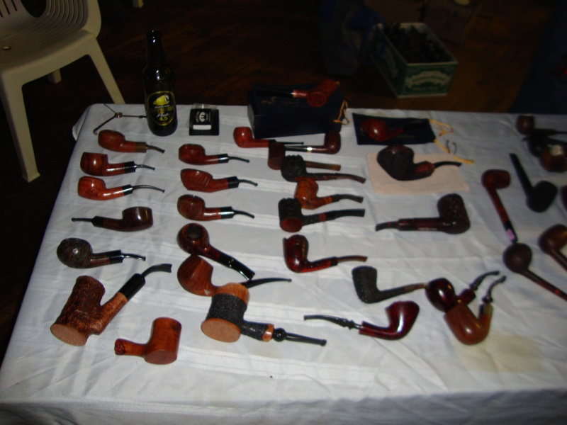 Kaywoodie Annual Christmas Pipe Fest Dsc08611