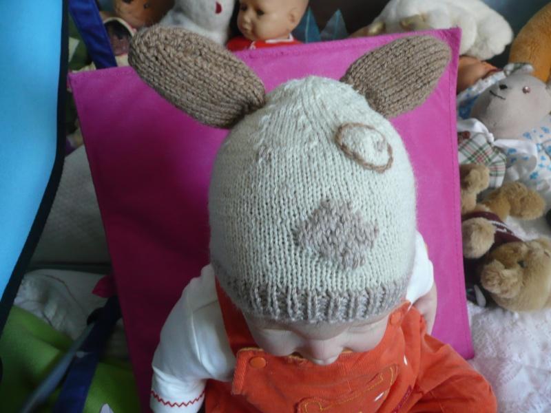tricot de kath Bonnet13