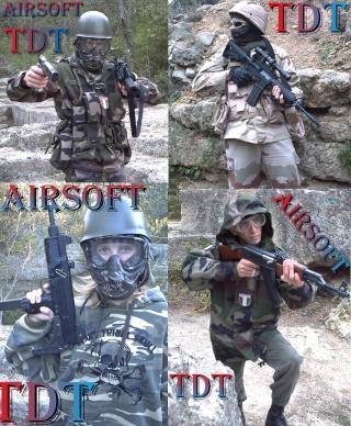 La TDT recrute: Airsof21