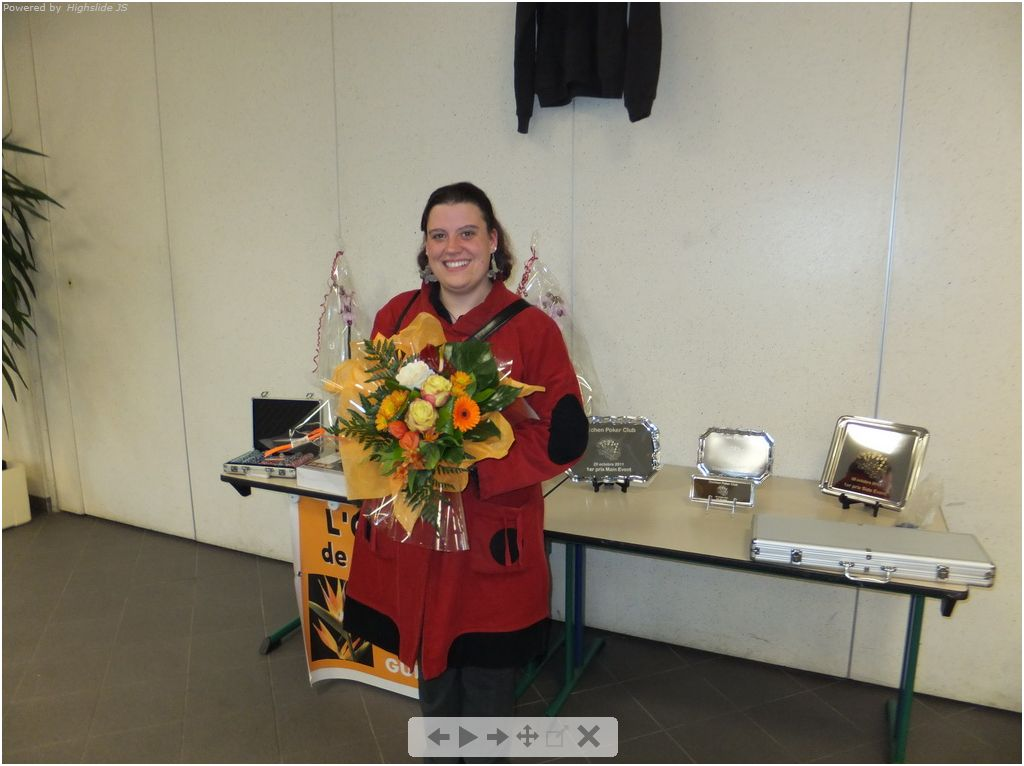 6ème tournoi deepstack Guichen - samedi 29 octobre 2011 Lylybe11