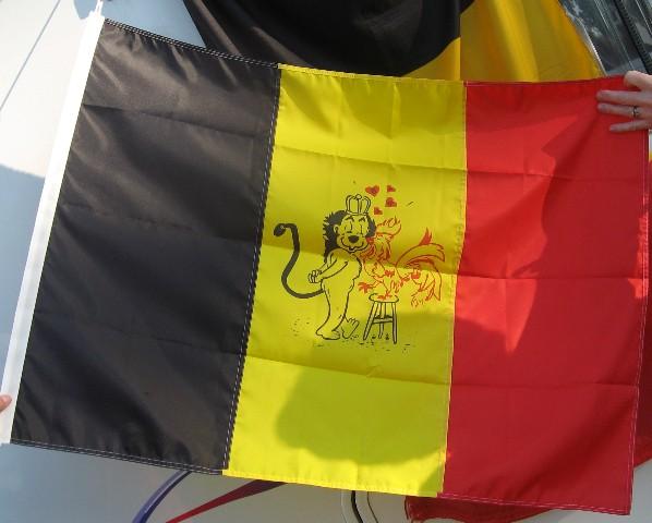 Vive la Belgique ! Drapea10