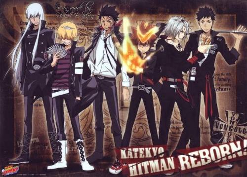 Kateikyou Hitman Reborn! Reborn10