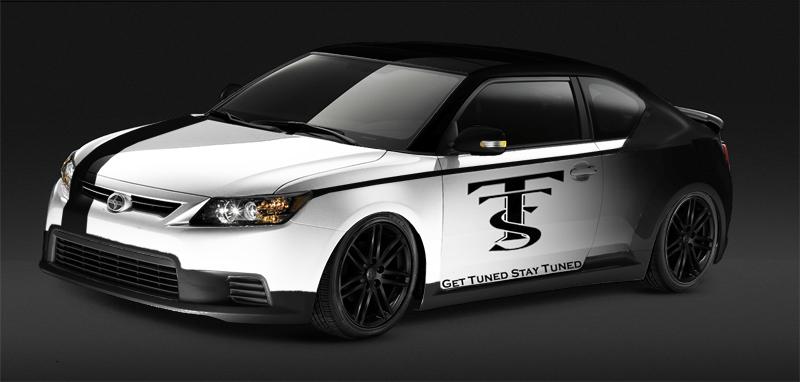 TTS Scion Project Sciont10