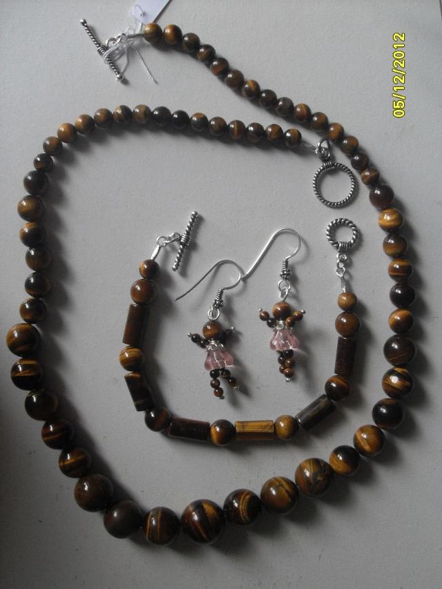 mes créations bijoux lithothérapie Sdc10511