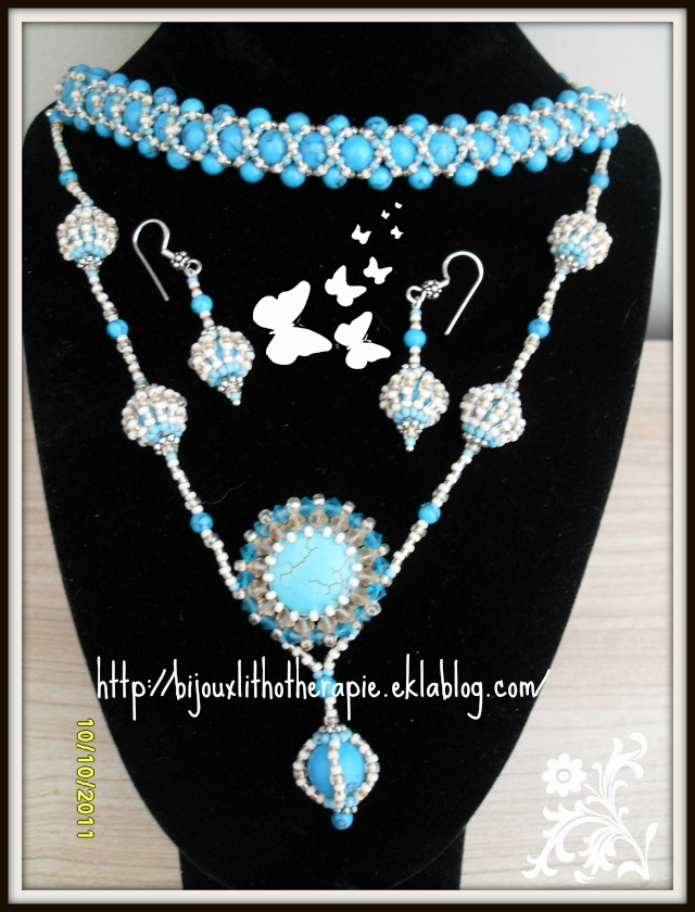 mes créations bijoux lithothérapie Sdc12230