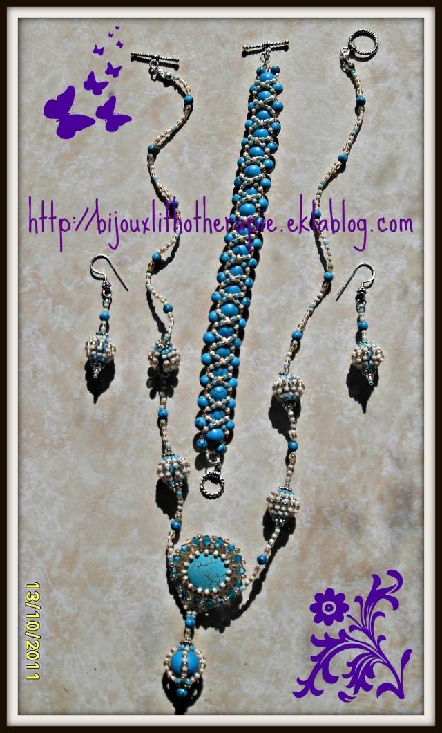 mes créations bijoux lithothérapie Sdc12312