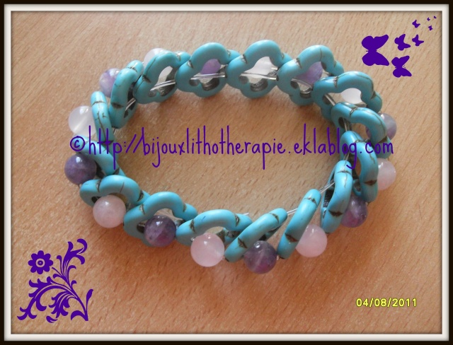 mes créations bijoux lithothérapie Sdc16942