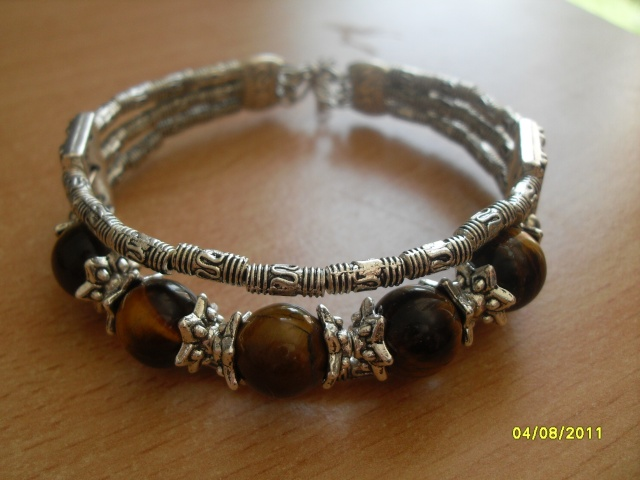 mes créations bijoux lithothérapie Sdc17011