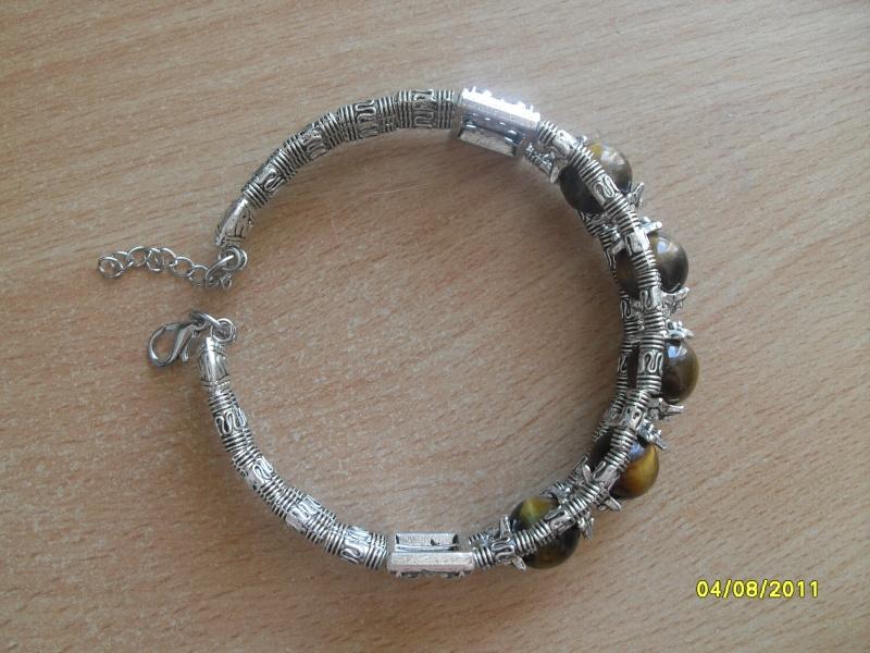 mes créations bijoux lithothérapie Sdc17013
