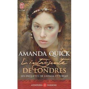 L'intrigante de Londres d'Amanda Quick 51wsph10