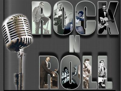 Musique et pas de danses dans les fifties Rock-n10