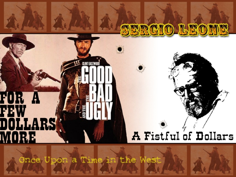Sergio Leone et l'appel du western Sergio10
