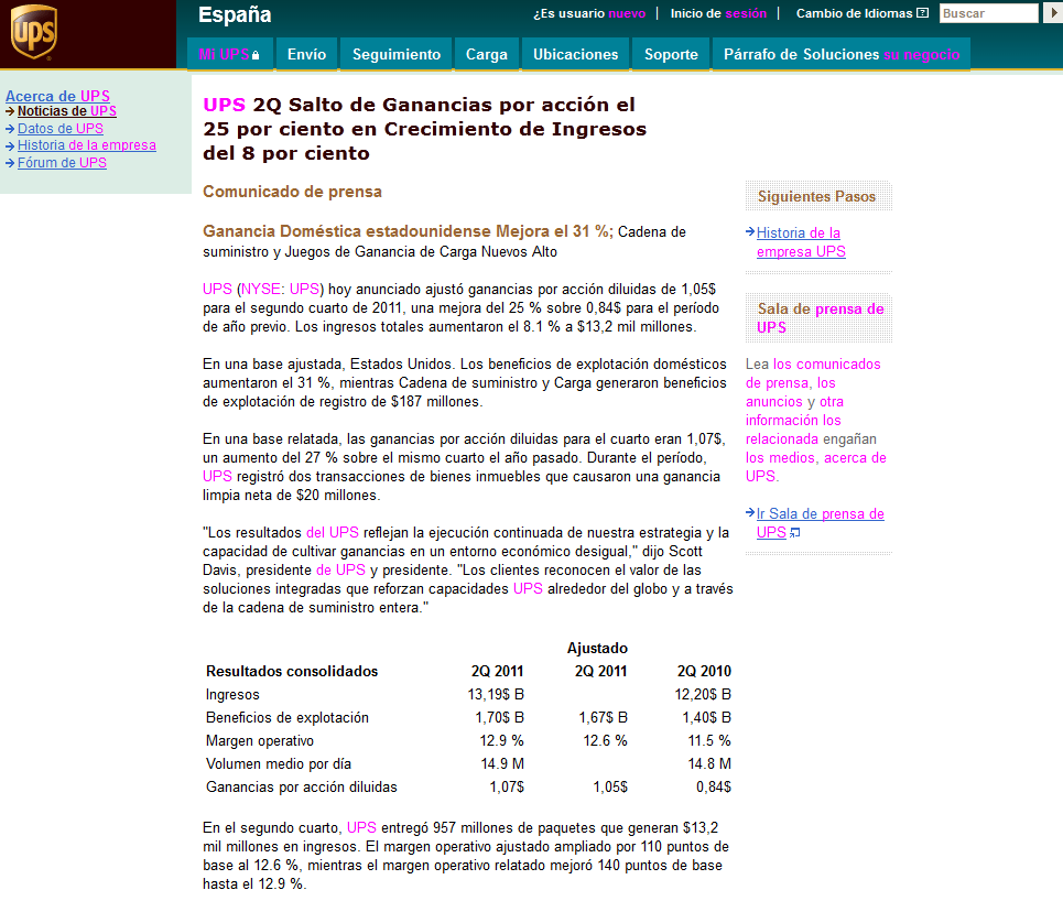 DESPIDOS UPS VALLECAS 14-10-10