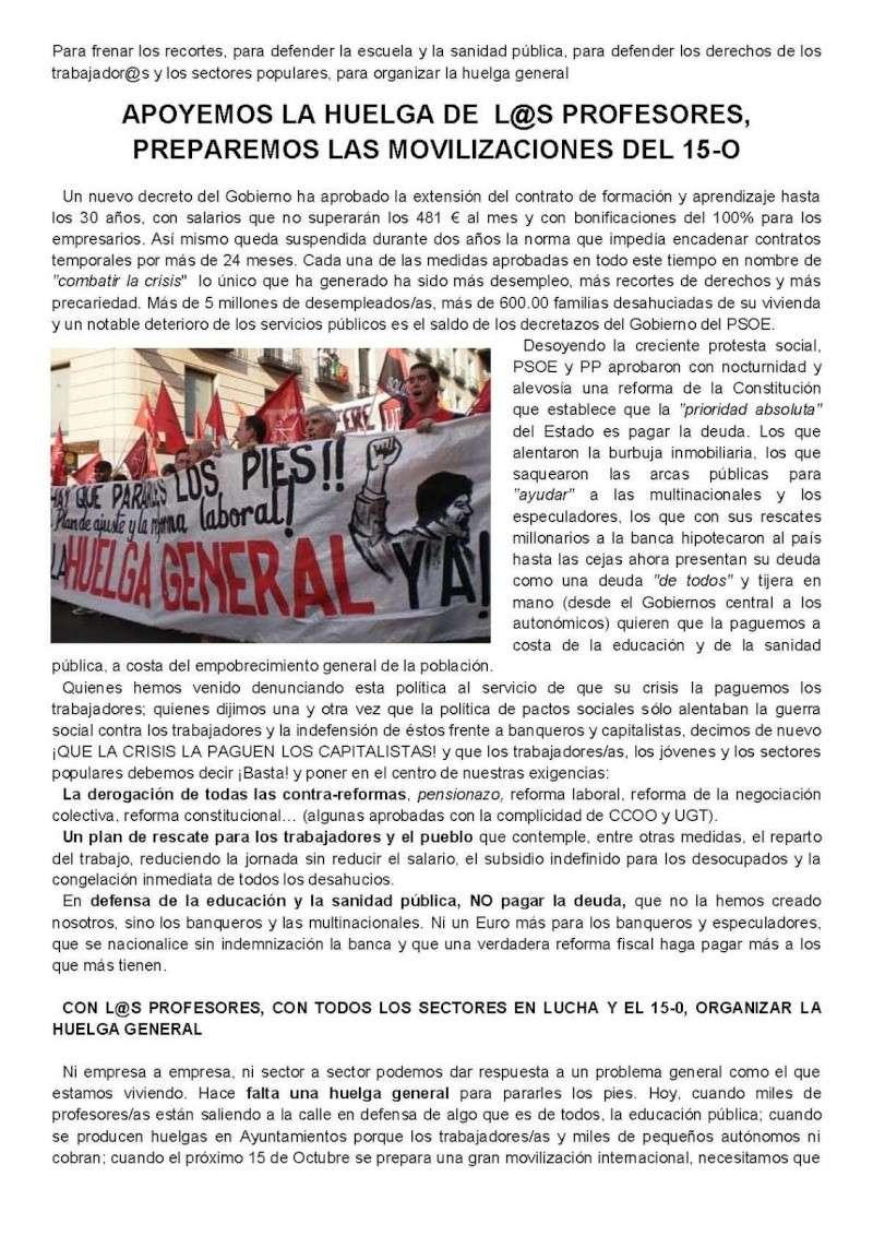 DESPIDOS UPS VALLECAS Manife11