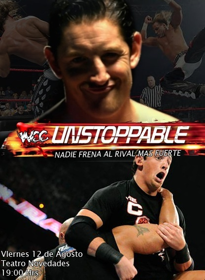 WCC: UNSTOPPABLE - Página 2 Poster10