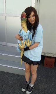 SCANDAL @ Mezamashi Live 2011 Rina1111