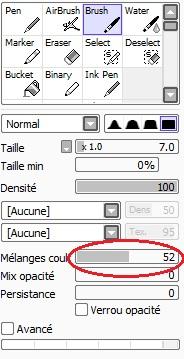 [aide] probleme pour coloriser les yeux avec the Gimp G10