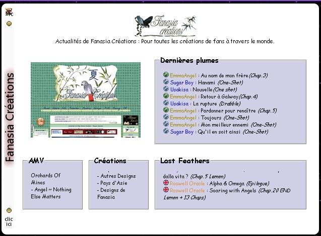 Interface du forum Tablea18