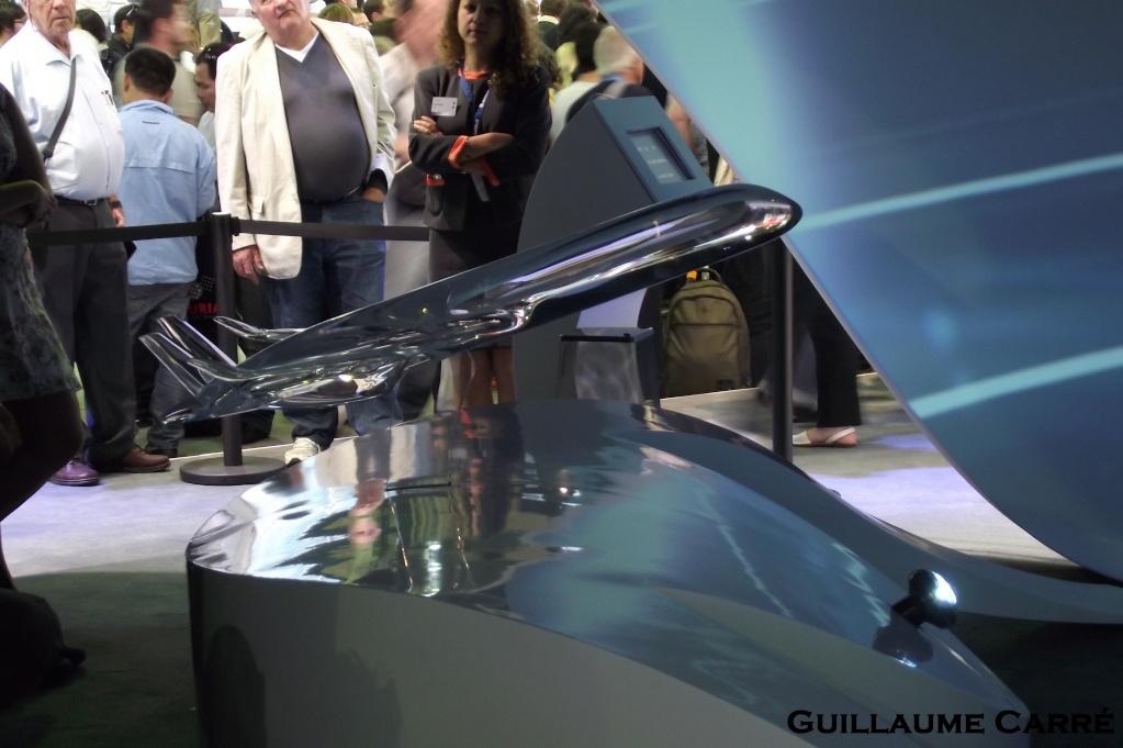 EADS présente ZEHST, son projet d'avion supersonique Dscf5010