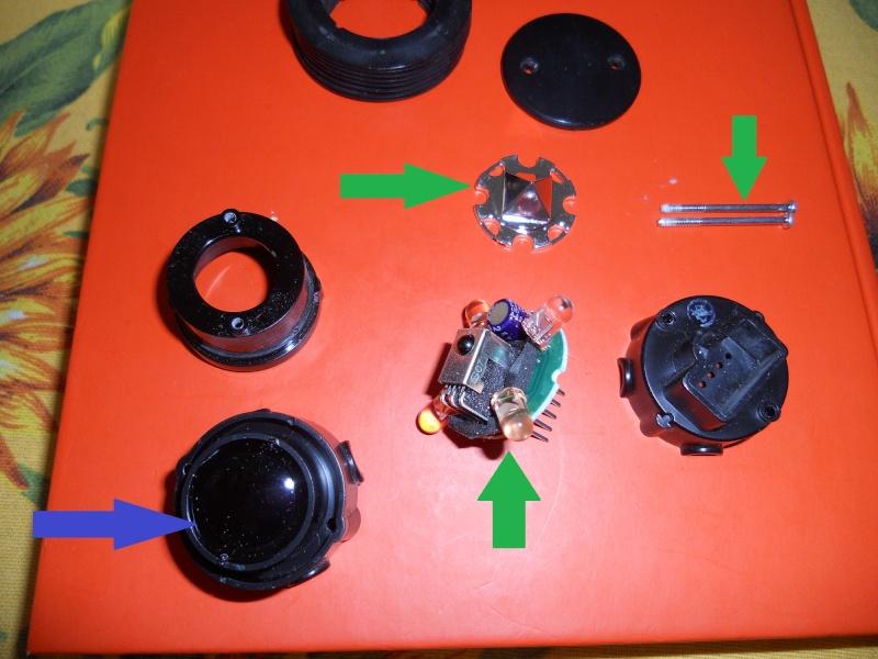 Preparazione Fungo Battle System Tamiya per Verniciatura. 00513