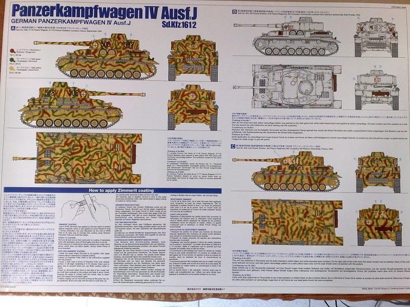 WIP Panzer IV Ausf J Tamiya di CPT America 02062026