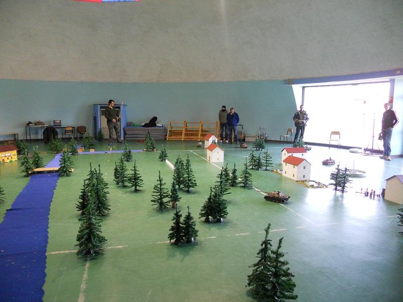 Domenica 22 Gennaio: 1^ Battaglia Indoor del 2012 !  - Pagina 2 1313