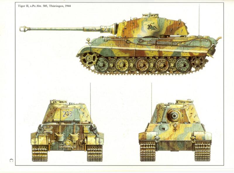King Tiger Pz.Abt. 505 WIP - Pagina 2 262ljy10