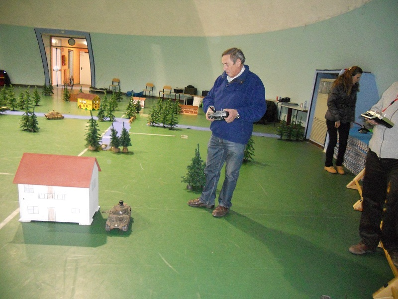 Domenica 22 Gennaio: 1^ Battaglia Indoor del 2012 !  - Pagina 3 3111